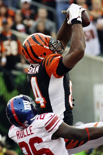 Jermaine Gresham, Antrel Rolle