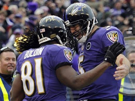 Anquan Boldin, Joe Flacco