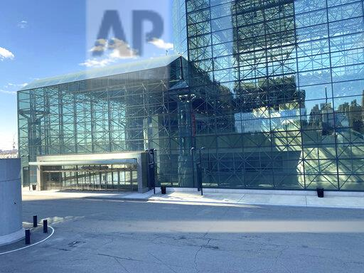National Guard Converting Javits Center Into Disaster Hospital For Coronavirus Patients