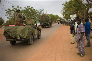 Mali Fighting