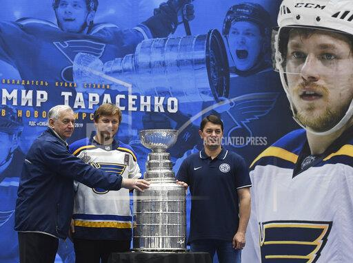 Russia Ice Hockey Stanley Cup Trophy