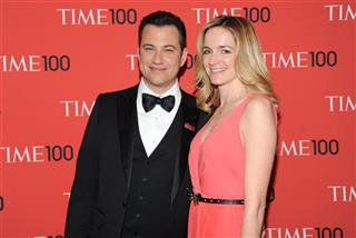 Jimmy Kimmel, Molly McNearney