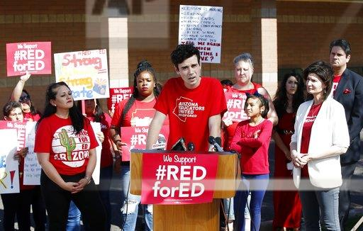 Teacher Protests Gearing Up