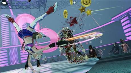 Game review Lollipop Chainsaw