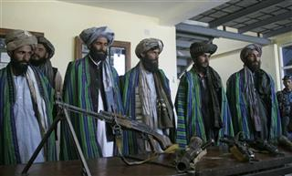 Afghanistan Taliban Divided