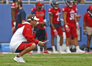 Florida Atlantic Kiffin Football