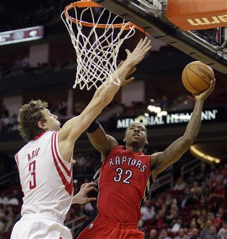 Ed Davis; Omer Asik