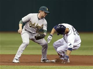 Jed Lowrie, Desmond Jennings