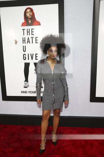 """NY Special Screening of """"The Hate U Give"""""""