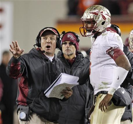 Jimbo Fisher, EJ Manuel