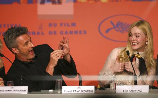 France Cannes 2019 Jury Press Conference