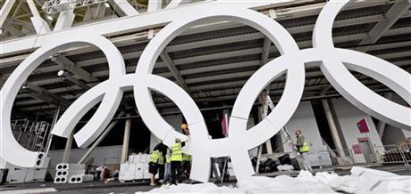 Olympic Preparations