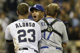 Yonder Alonso, A.J. Ellis, Jerry Hairston Jr.
