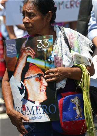 El Salvador Remembering Romero