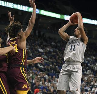 Minnesota Penn St Basketball