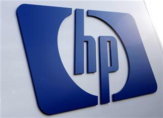 Hewlett Packard Earns
