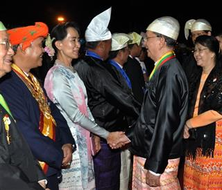Myanmar Ethnic Minorities Union Day