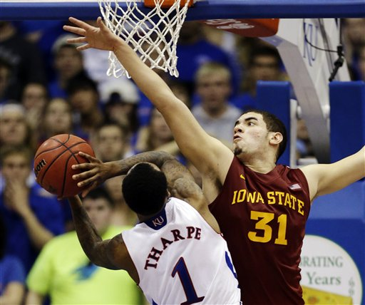 Naadir Tharpe, Georges Niang
