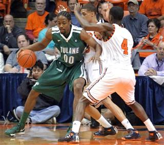 Tulane UTEP Basketball