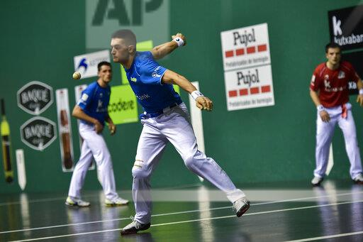 Spain Basque Ball Photo Gallery