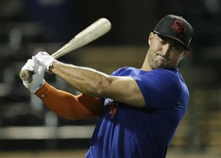 Mets-Tebow-Fall League Baseball