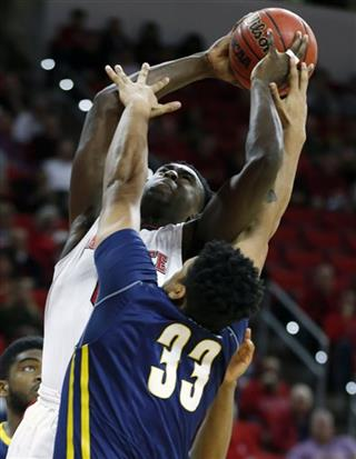 UNC Greensboro NC State Basketball