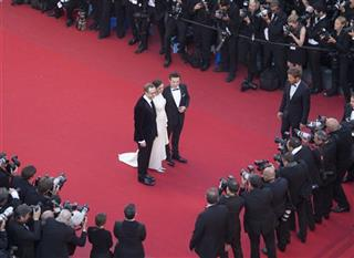 France Cannes The Immigrant Red Carpet