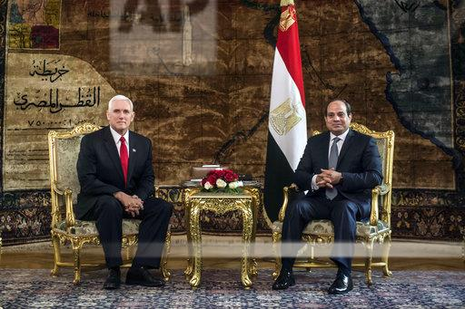 Egypt Pence Middle East