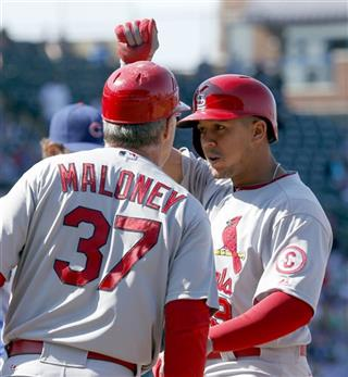 Chris Maloney, Jon Jay