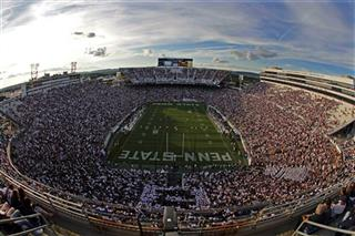 Navy Penn St Football