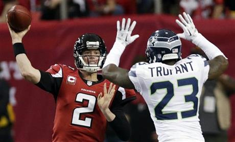 Matt Ryan,Marcus Trufant