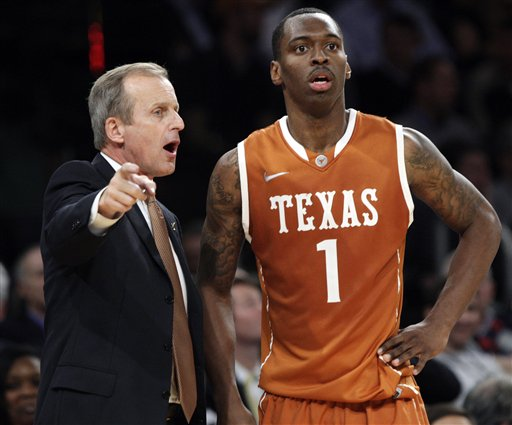Rick Barnes, Sheldon McClellan
