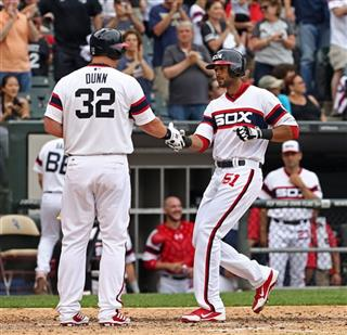 Alex Rios, Adam Dunn