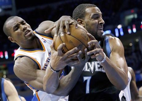 Serge Ibaka, Derrick Williams