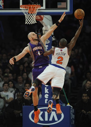 Marcin Gortat, Raymond Felton