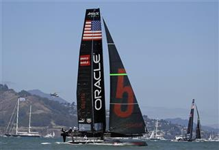 Oracle Sailing Team Lanai