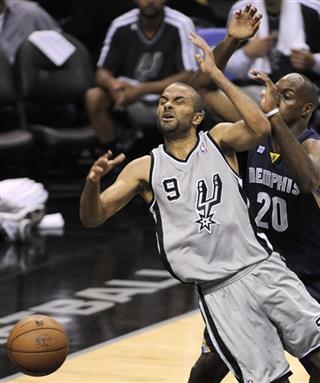 Quincy Pondexter, Tony Parker