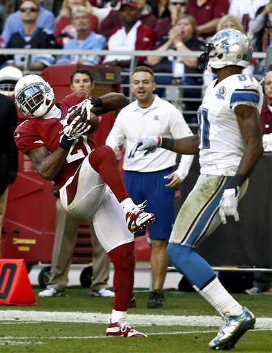 Patrick Peterson, Calvin Johnson