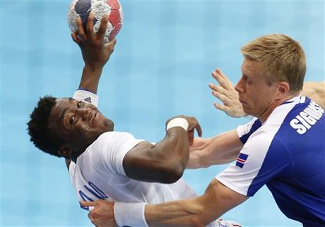 London Olympics Handball Men