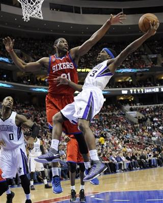 Aaron Brooks, Thaddeus Young