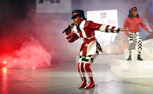 Janelle Monae in Concert - Los Angeles