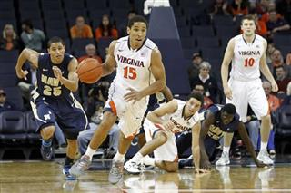 Navy Virginia Basketball