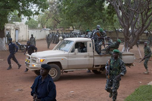 Mali The Accidental Coup