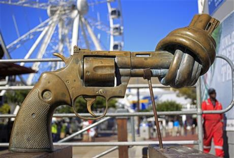South Africa Pistorius Shooting - Gun Laws - Glance
