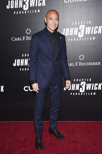 "World Premiere of ""John Wick: Chapter 3 - Parabellum"""
