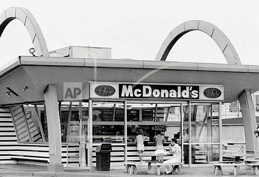 Associated Press Domestic News Pennsylvania United States U.S. MCDONALDS ORIGINAL