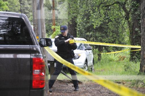 Double Shooting Grass Valley