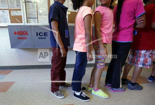Family Immigration Detention Texas