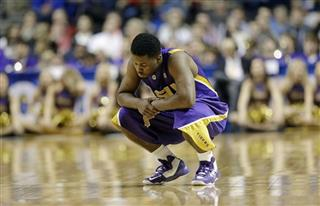 SEC LSU Florida Basketball