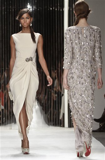 Jenny Packham Spring 2013